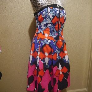 Peter Pilotto for Target size 8 jacquard dress